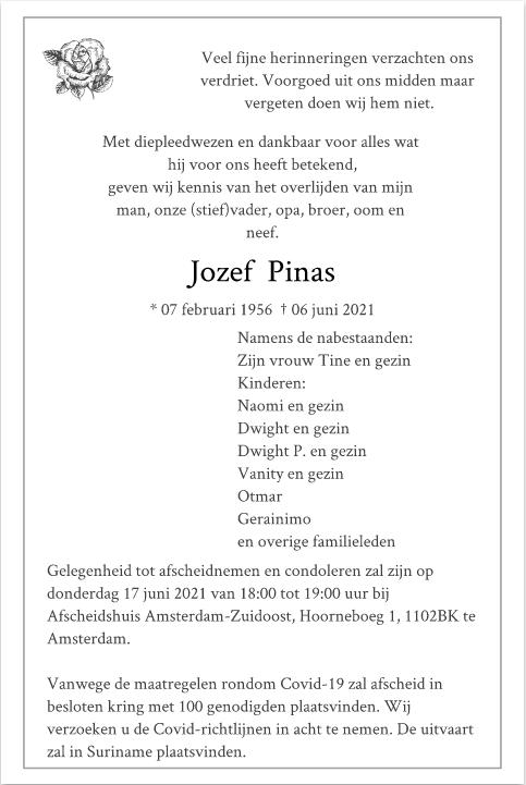 Jozef Pinas