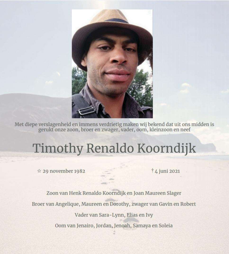Timothy Renaldo Koorndijk