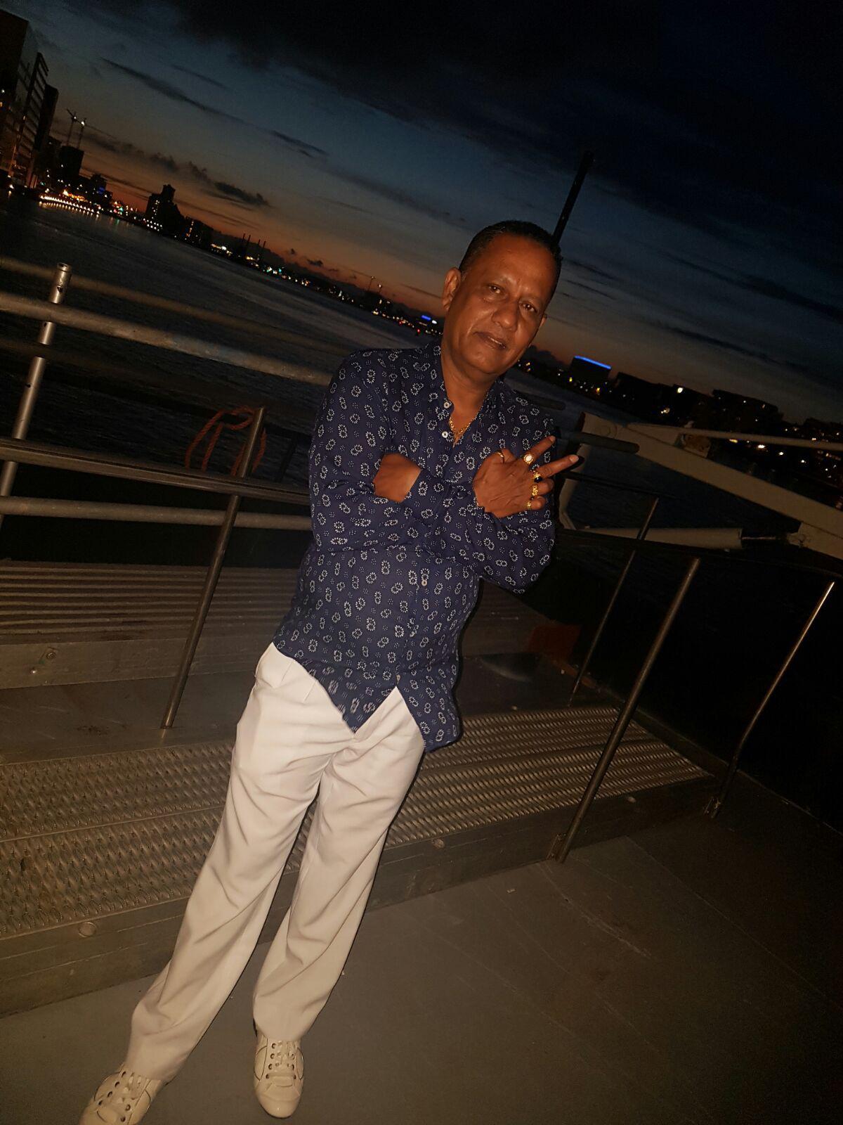 Ronald Mohamed Mustapha  Abdoelrahman