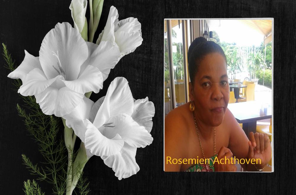 Rosemien Jacquelina Achthoven