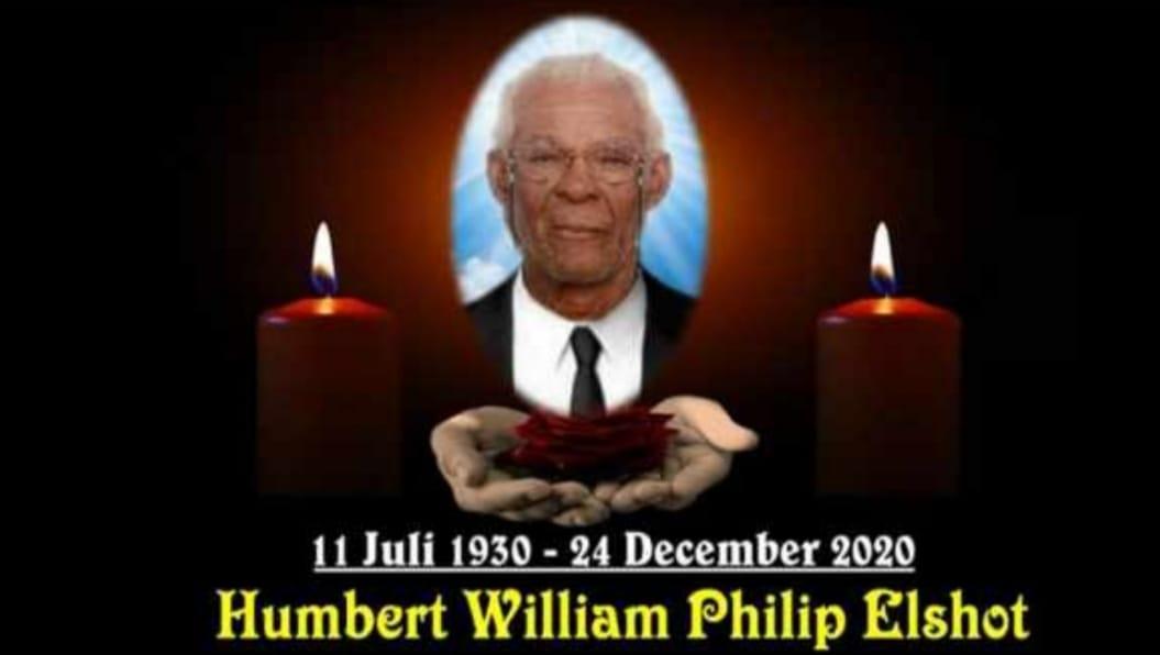Humbert William Philip  Elshot