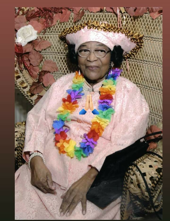 Hilda Simpson Margaret