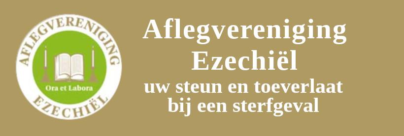 Aflegvereniging Ezechi�l, uw steun en toeverlaat